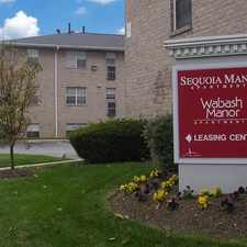 Rental info for Sequoia Manor Apartments in the Park Circle area