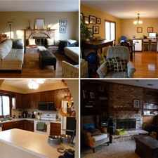 Rental info for Beautiful home on a quiet cul-de-sac in NW Eden Pr in the Eden Prairie area