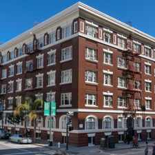 Rental info for 990 GEARY Apartments in the Tenderloin area
