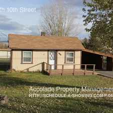 Rental info for 303 North 10th Street
