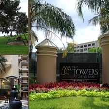 Rental info for Towers at Clear Lake