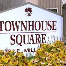 Rental info for Townhouse Square