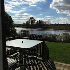Rental info for KENT ISLAND WATERFRONT TOWNHOUSE