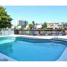 Rental info for 7133 North Bay Road #806