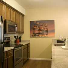 Rental info for The Artiste Apartment Homes