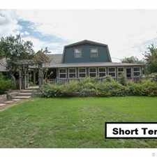 Rental info for Charming Farmhouse- Great Location! Caretaker Home