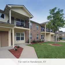 Rental info for Saddlebrook Apartments.