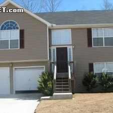 Rental info for $1250 3 bedroom House in Fulton County Fairburn