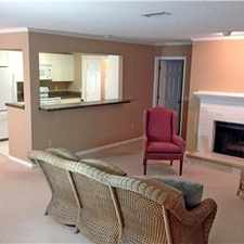 Rental info for CLASSY 2 BD, 2 BTH STEP-LESS CONDO in the Sandy Springs area