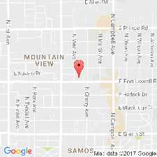 Rental info for 1445 E. Fort Lowell Rd., #E in the Richland Heights West area