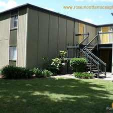 Rental info for Rosemont Terrace