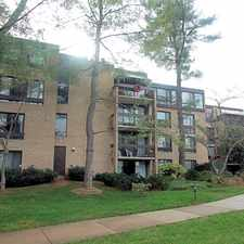 Rental info for 4932 Sentinel Dr | Bethesda MD | Sumner Village
