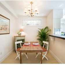 Rental info for Bright sunny two level unit with lots of character!