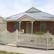 Rental info for Corner Cottage! in the Melbourne area