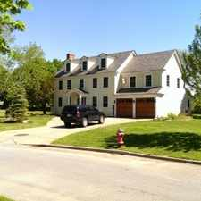 Rental info for $4500 5 bedroom House in Burlington