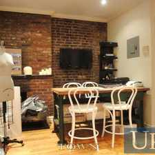 Rental info for Hudson St & W 11th St in the New York area