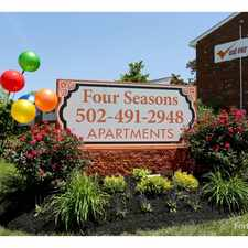 Rental info for Four Seasons Apartments in the Louisville-Jefferson area