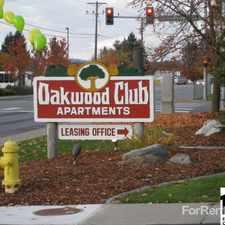 Rental info for Oakwood Club Apartments
