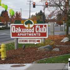 Rental info for Oakwood Club Apartments