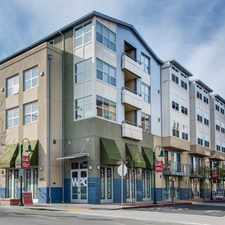 Rental info for Fourth & U Apartments in the Oakland area