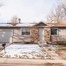 Rental info for 4257 S Pitkin St in the Carriage Place area