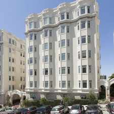 Rental info for 1320 LOMBARD Apartments & Suites