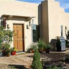 Rental info for Eastside Santa Fe Haven