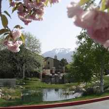 Rental info for Cherry Creek Apartments