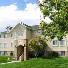 Rental info for Mayflower Harbor Apartments in the Lehi area