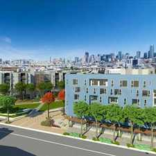 Rental info for Potrero 1010 in the Mission Bay area