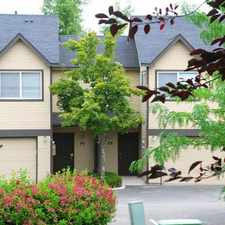 Rental info for Monterra Townhomes