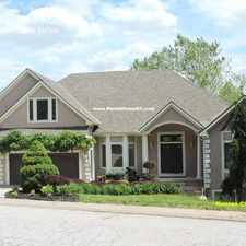 Rental info for 4721 Canaan Lake Drive