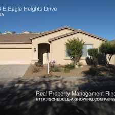 Rental info for 60764 E Eagle Heights Drive