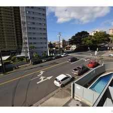 Rental info for Honolulu - 2bd/1bth 812sqft Apartment for rent