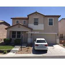 Rental info for Large Pool Home, be ready for Summer!! in the Las Vegas area