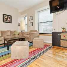 Rental info for 562 State Street in the Fort Greene area