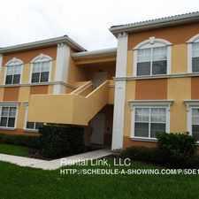 Rental info for 1195 Villagio Circle in the Sarasota area