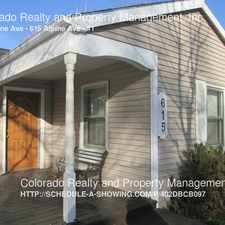 Rental info for 615 Alpine Ave - 615 Alpine Ave in the Boulder area