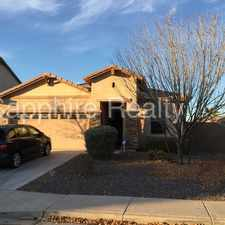Rental info for Beautiful 4 bedroom 3 bath home for rent in the Gilbert area