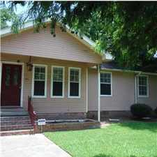 Rental info for 2 Bedroom House for Rent in the Hattiesburg area