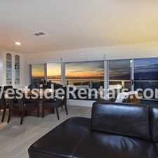 Rental info for House with Explosive Views of the Ocean, Channel Islands & Mountains!