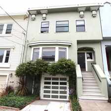 Rental info for 633 10th Avenue in the Inner Richmond area