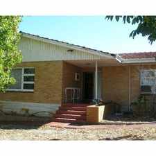 Rental info for Great location!