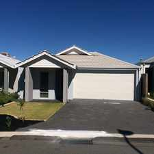 Rental info for GREAT HOME IN A GREAT COMMUNITY in the Perth area