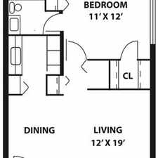 Rental info for One Bedroom/One Bath near Campus MSU Campus!
