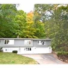 Rental info for St. Croix River House for Rent