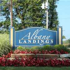 Rental info for Albany Landings in the Columbus area