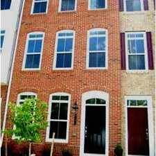 Rental info for Luxurious Town Home, Walk to Vienna Metro in the Fairfax area