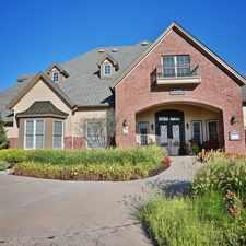 Rental info for The Manor Homes of Arborwalk