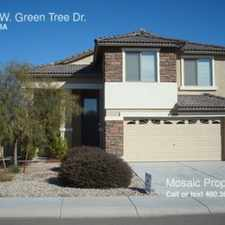 Rental info for 2242 W. Green Tree Dr.